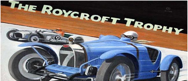 Vintage Car & Bike Racing